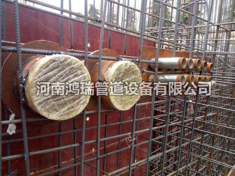 钢性防水套管 钢性楼层预 埋防水套管 消防密闭防水 池防水套管