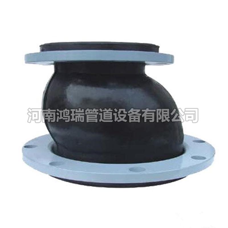 KYP偏心异径橡胶软接头EPDM大小头可曲挠橡胶软连接膨胀节减震器
